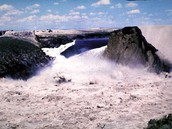What are dam bursts?