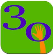 30 hands app icon