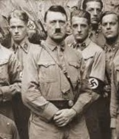 hitler and his group