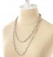 Versatile Chain - silver $15  (55% off)