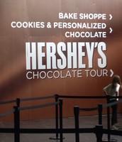 Hershey Chocolate Tour
