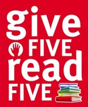 Give 5 Read 5 Deadline  June 15