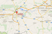 Where Ste. Waudru, Mons is located
