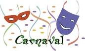 Carnavales y Cumpleaños