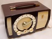 Radio in 1960's