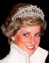 Diana, Princess of Wales used to suffer from Bulimia Nervosa.