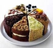 El pastel - Cake $2.30