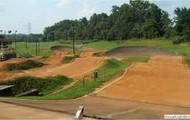 The BMX Course.