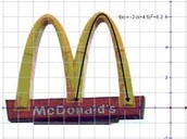 The McDonald's Arches!