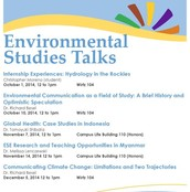 Communication & SEAS Talks