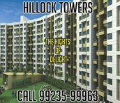 The Mission Incorporates Four 12 Storey Housing Hillock Towers Talegaon