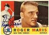 Roger Maris post playing career
