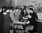 Women Win Voting Rights