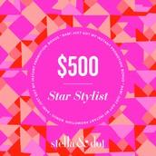 $500 cash bonus