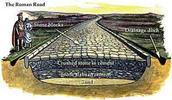 Building the Roman roads