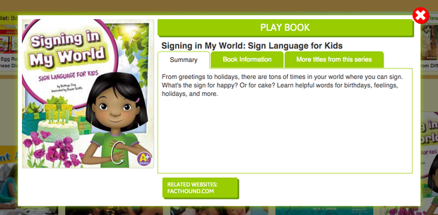 Celebrations around the world signing in my world a perfect companion for the sign language in the happy birthday book m4hsunfo