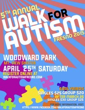 5th Annual Walk for Autism