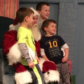 Highlights from Breakfast with Santa