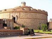 Fortaleza del Real Félipe en Lima