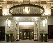 Radisson Blu Ambassador Hotel Paris Opera