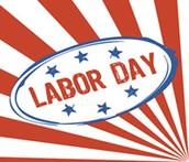Labour Day(Svátek práce)