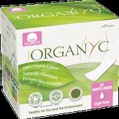Organyc 100% Organic Cotton Panty Liners