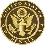 The U.S.A Senate Seal