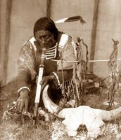 Cures and Medicine the Sioux Founded
