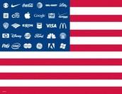 ¨I pledge allegiance, to the companies.¨