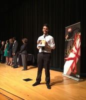 Superintendent's Scholarship Reception