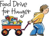 Ministerial Alliance Food Drive!!