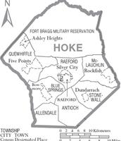 Raeford, Hoke County, North Carolina