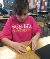 Creating using unit cubes!