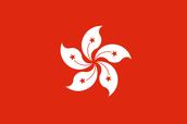 Hong Kong's Flag
