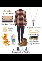 You can have this fall/winter look, and I can help!