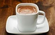 Tasty warm cocoa