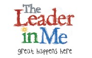 THIS IS THE LEADER IN ME LOGO