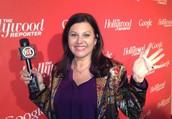 Joelle Norwood Emmy award wining Producer + Founder of The Media Mama.com