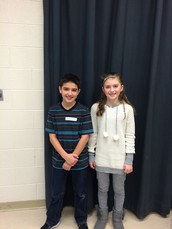 Great Job to all the 5th grade Spelling Bee Participants!