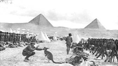 Anzacs is Egypt