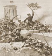 1846 U.S. delcare war against mexico
