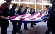 Flag Raising & Lowering Ceremonies