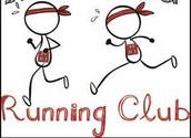 May 3rd - Last Running Club of the school year