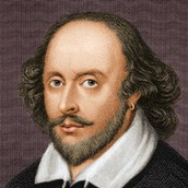 About Shakespeare...