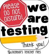 Elementary Testing Week