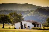 Mi casa en Argentina (Research)