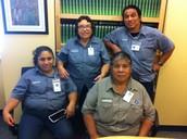 LVJH Custodial Staff