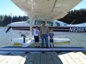 Float Plane Field Trips