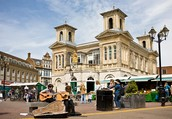Kingston Market Squre