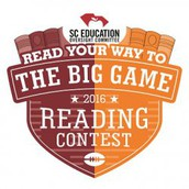 Read Your way to a Big Game, Sept. 19 - Oct. 19